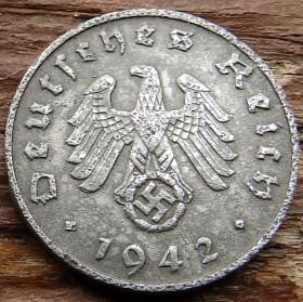 1 пфенниг 1942 года цена самая большая купюра в мире фото