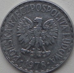 1 zloty 1994 года цена казахстан принимают монеты евро