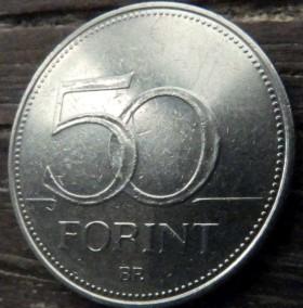 50 форинтов 1995 цена сколько в 1 тенге тиын